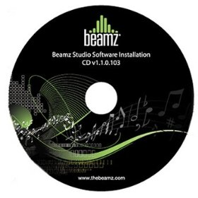 Beamz Studio Software - Turns System Into Beamz-Pro