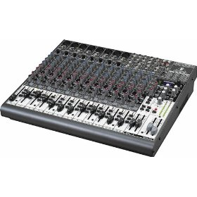 Behringer XENYX 2222FX Stereo Mixer
