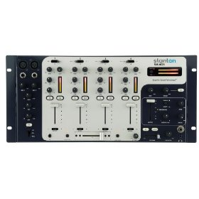 Brand New Stanton Rm.406 4 Channel Dj / Club Mixer with Effects, Looping, and More