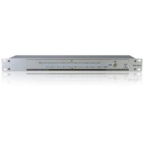 Brand NEW Technical PRO Sq-s10 Rack Mount Power Sequencer and Power Distribution w/ Locking and Un-locking Key