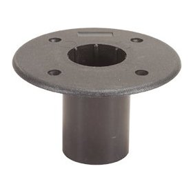 Penn-Elcom M1542 Speaker Mounting Top Hat Plastic For 1-1/2