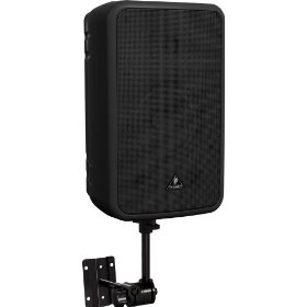 Behringer Ce500a-Bk Business Environment Speaker High-Performance, Active 80-Watt Business Environment Speaker System