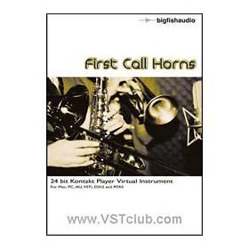 First Call Horns (Giga)