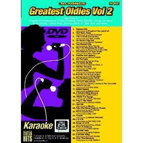 Forever Hits 4931 Greatest Oldies Vol 2 (30 Song DVD)