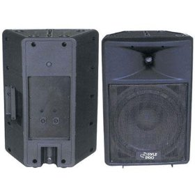 PYLE-PRO PPHP1590 - 1000 Watt 15'' Two-Way Plastic Molded Loudspeaker