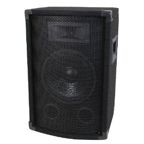 15'' Two Way Pa / Dj Speaker 600w
