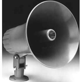Atlas Sound GA-30T 30W Utility Paging Horn