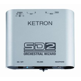 KETRON SD2 Mini Sound module