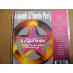 Legends Karaoke CDG ULTIMATE PARTY #6 Gaye Eagles Crue KC Idol