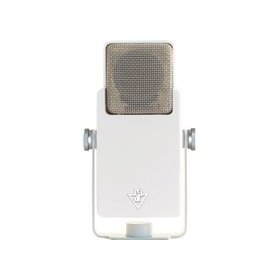 Little Square Mic (LSM) - White