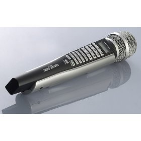 Magic Sing ET-12000 English Wireless Multiplex Karaoke Microphone 2009 Edition