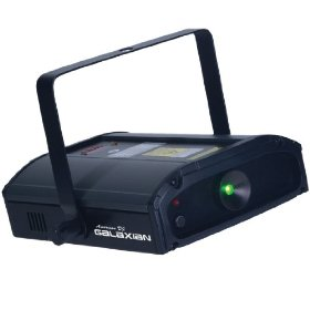 American DJ Galaxian Red And Green Multi Beam Laser Effect