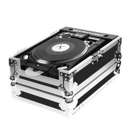 Marathon Flight Ready Case MA-CDx Case for Numark CDx, Hdx CD And All Other Similar Type - Size CD/Digital Turntables