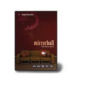 Mirrorball: Silky House Music