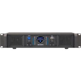 Technical Pro LZ-1100 2U Professional 2CH Power Amplifier