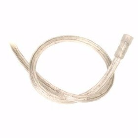 Vickerman 17780 18' WM WHITE LED ROPE LIGHT 13MM 2
