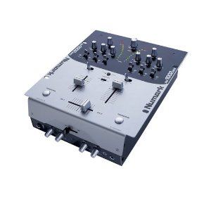 NUMARK DM1002MKII Digital Audio Mixer