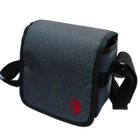 Namba Gear Samba Personal Stash Bag, High Performance Carry Bag for Musicians & DJs, in Charcoal Gray, SPS-GY