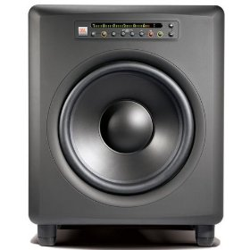 JBL LSR4312SP - 450W 12-inch Powered Subwoofer