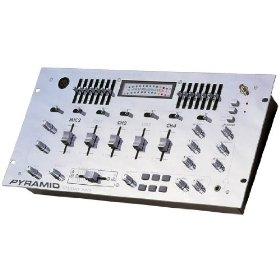 Professional DJ Mixer w/Sound Effects & Digital Echo