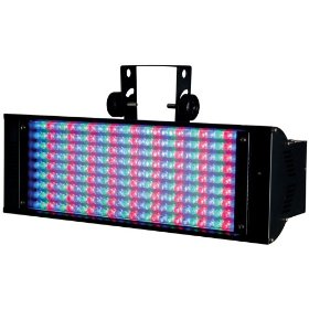 American DJ Punch Pro LED RGB Color Mixing LED Wash High Output Fixture