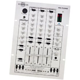 Stanton RM-3S DJ Mixer - Techno / Dance Style (3 channels)