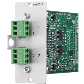 TOA AN-001T Ambient Noise Controller Module Noise Detector use with 9000 Series Amplifiers