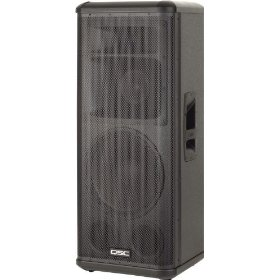 QSC HPR153i POWERED SPEAKER 15-INCH 3-WAY (Standard)