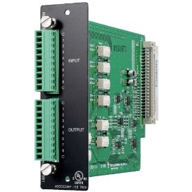 TOA D-981 Remote Control Module with Programmable Memory, Eight Control Inputs Outputs