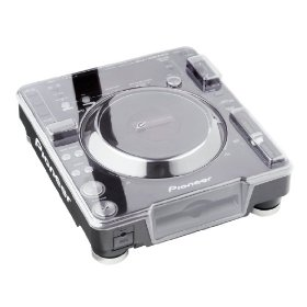 Decksaver Protective Cover for Pioneer CDJ-1000 MK2/MK3 (Clear)