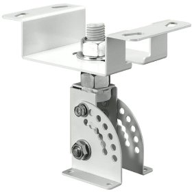 TOA HY-CW1W Ceiling Mounting Bracket Designed Exclusively to Mount HX-5 Series Speaker System