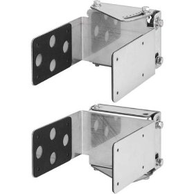 TOA SR-WB4WP Wall Mounting Bracket for SR-S4L Speaker Indoor Use Mounts Speaker Appropriately