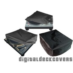 TECHNICS - Universal Nylon Turntable Dust Cover (Top Lid) for SL-1200 / SL-1210 & SL-12x0MKx