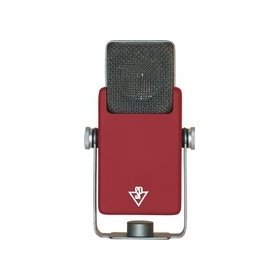 Little Square Mic (LSM) - Red