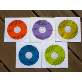 Music Maestro COUNTRY CLUB PACK Vol 2 CDG Karaoke 5 Disk Set