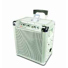 ION Audio Block Rocker Battery Powered Speaker System for iPod