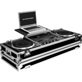 Marathon MA-DJ19WLT-BATTLE Flight Ready Case