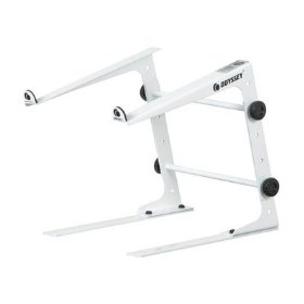 Odyssey Lstands White Laptop Stand / Stand Alone