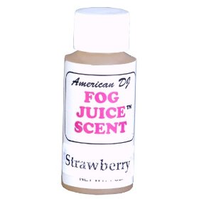 American DJ Fog Juice, Strawberry Scent