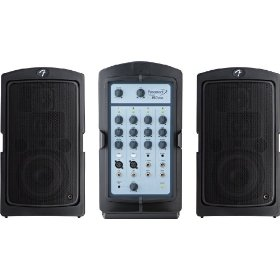 Fender Passport 150 Pro 150-Watt Portable Sound System