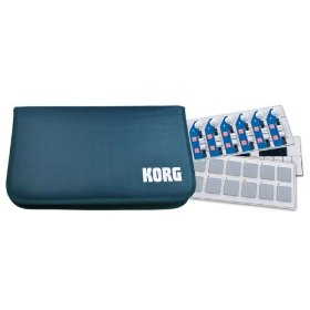 Korg NANOBAGR Carrying Case for Korg nanoSERIES: nanoKONTROL, nanoKEY and nanoPAD