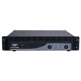 Pyle Pro PTA1400 1400 Watt Professional Power Amplifier