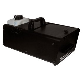 Low Lying Fogger Machine with Remote - Black (16