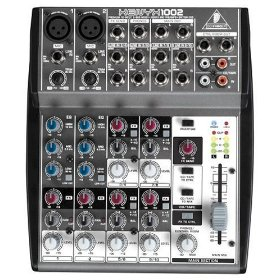 Behringer XENYX1002 10-Channel Mixer
