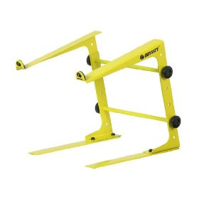 ODYSSEY L STAND YELLOW LAPTOP STAND