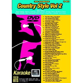 Forever Hits 4933 Country Style Vol 2 (30 Song DVD)
