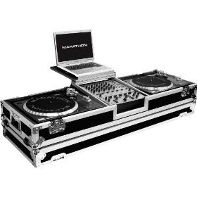 Marathon MA-DJ12WLT-BATTLE Flight Ready Case