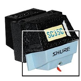 Shure Replacement Stylus for SC-35C