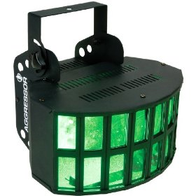 American DJ Aggressor Tri LED Powered Effect Light