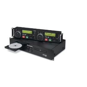 Numark CDN22 MK5 Rack-Mount Dual CD Player